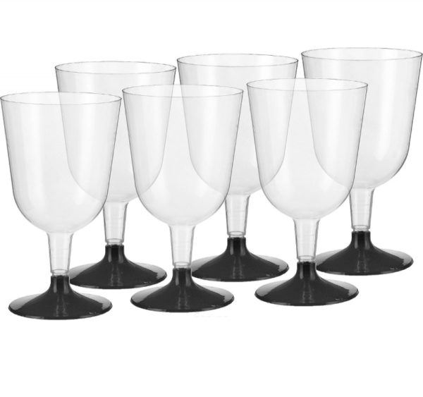 Čaša za vino PS 200 ml, providna (324 kom/pak)