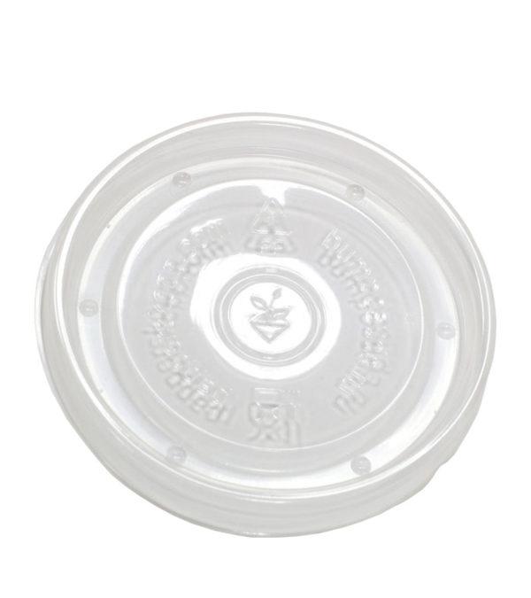 Kartonska posuda za supu sa poklopcem 300 ml kraft 50 kom (komplet)