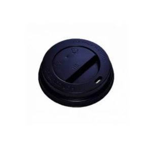 Poklopac sa bočnim otvorom PS d=62 mm crni (100 kom/pak)