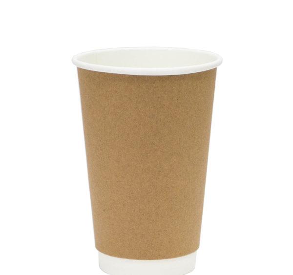 Papirna čaša 2-sl 400 (18 kom/pak)