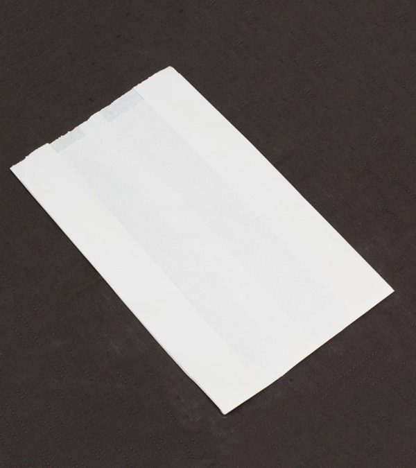 Papirna kesa 170x70x250 mm bijela (2000 kom/pak)