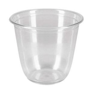 Čaša za desert PET 350 ml d=94,8 mm h=90 mm, providna (50 kom/pak)