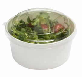 Poklopac za posudu za salatu PET, d=146 mm (50 kom/pak)