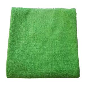 Krpa od mikrofibre 50×80 cm za pod zelene boje