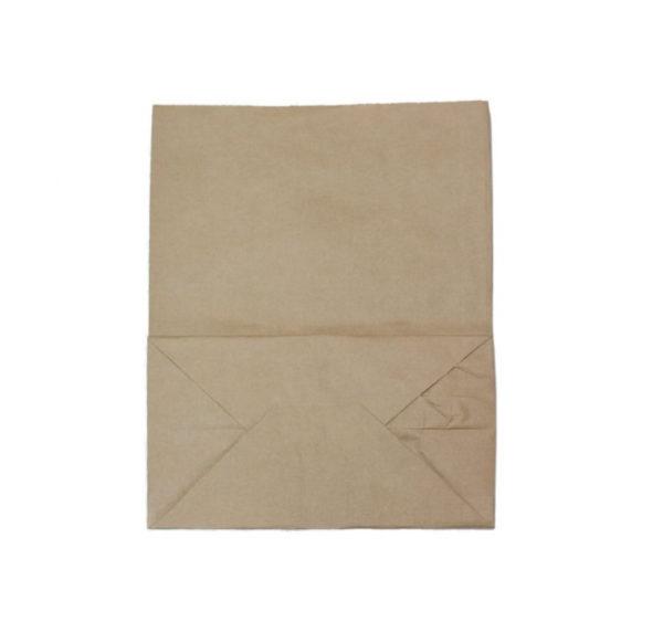 Papirna kesa 260x150x340 mm kraft (50 kom/pak)