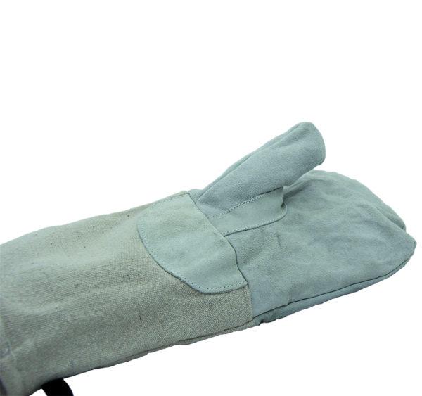 Baker rukavica duga 37 cm s pamučnom podstavom
