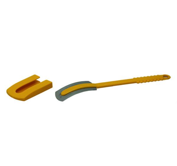 Nož za rezanje tijesta sa zavojem 130×26 mm
