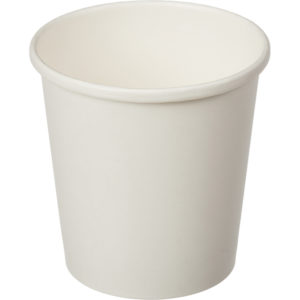 Kartonska posuda za supu Biobox 440 ml d=98 mm, h=99 mm bijela (640 kom/pak)
