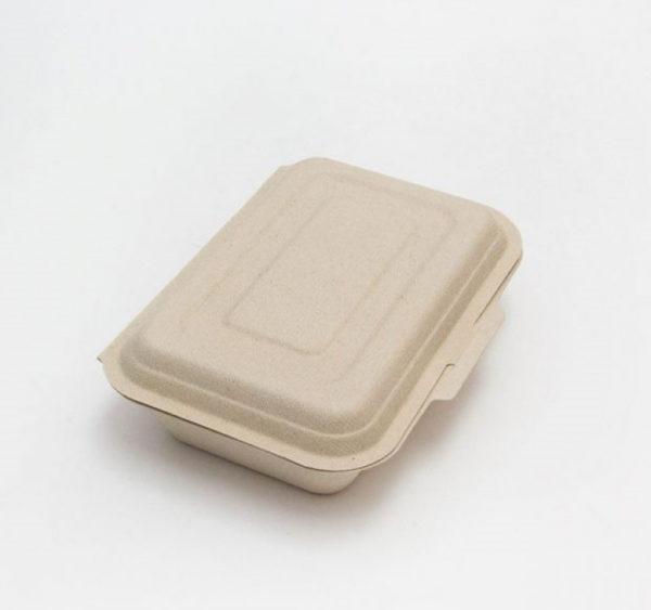 Kutija Tambien Eco TF 600 ml 185x130x40 mm biela (50 kom/pak)