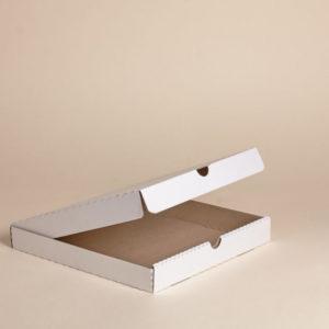 Kutija za picu 340х340х40mm mikro valoviti karton (50 kom/pak)