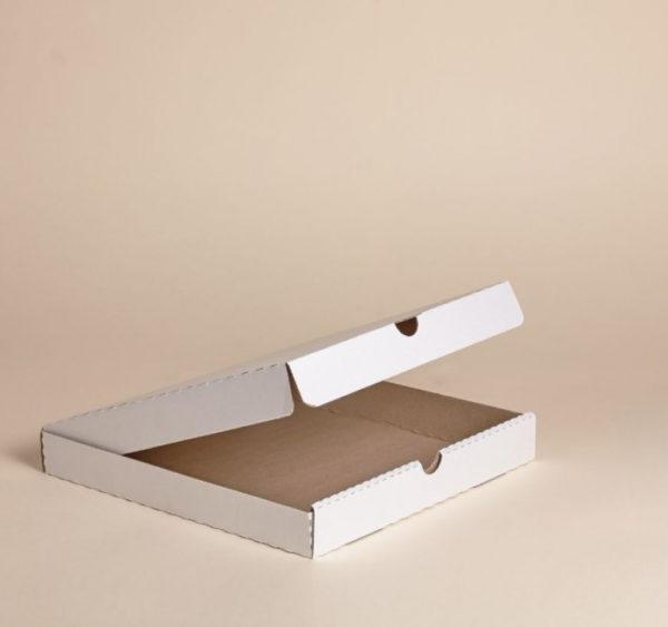 Kutija za picu 340х340х40 mm mikro valoviti karton (50 kom/pak)