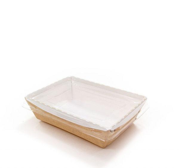 Poklopac za Crysatal Box 800 ml 180х140х17 mm (360 kom/pak)