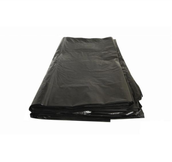 Kesa za smeće 200 L crna, 80µm, HDPE (50 kom/pak)
