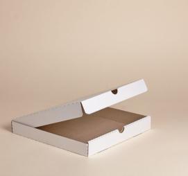 Kutija za picu 330х330х40 mm valoviti karton (50 kom/pak)