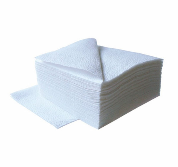 Papirne salvete 1sl 33×33 cm 300 l/pak bijele TaMbien