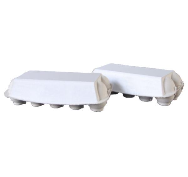 Kutija za jaja celulozni karton 250x115x70 mm (55 kom/pak)