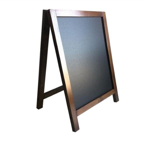 Samostojeća ploča 390×880 mm drvena