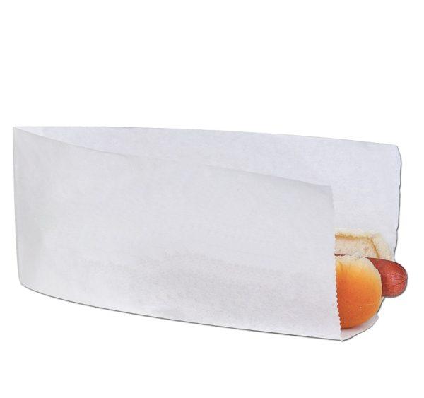 Papirnata kesa za hot dog 90х30×190 mm (100 kom/pak)