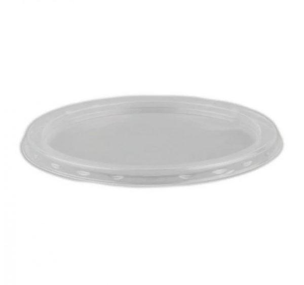 Poklopac PP d=115 mm prozoren (100 kom/pak)