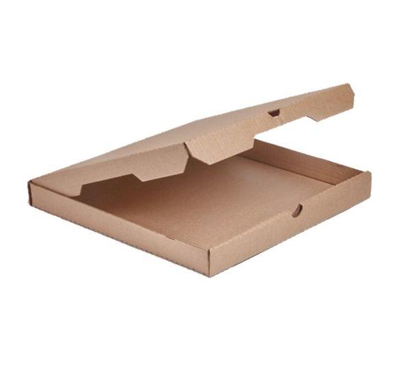 Kutija za picu 450x450x40 mm valovit karton (25 kom/pak)