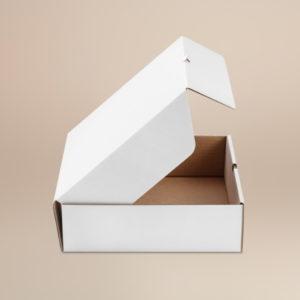 Kutija za pita 280x280x85mm valovit karton (50 kom/pak)