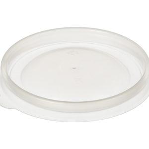 Poklopac PP d=98 mm za posudu 500 ml prozoren (400 kom/pak)